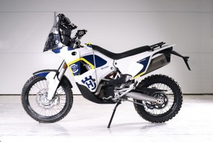 Husqvarna 701 Rally Kit